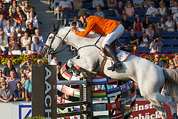 Vrieling Jur, (NED), VDL Zirocco Blue<br /> Individual competition round 3 and Final Team<br /> FEI European Championships - Aachen 2015<br /> © Hippo Foto - Dirk Caremans<br /> 21/08/15