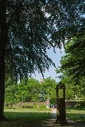 Hilversum, begraafplaats Gedenk te Sterven, Het Gooi, Noord Holland, Netherlands