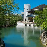 Fairmont Mayakoba hotel. Riviera Maya. Mexico.