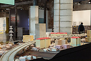 Venice, Biennale Architettura: Arsenale. Quo Addis?, conflicts and coesistence