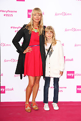 © Licensed to London News Pictures. 11/09/2014, UK. Sara Cox, Fearne Cotton SS15 Collection for very.co.uk - Catwalk Show, One Marylebone, London UK, 11 September 2014. Photo credit : Brett D. Cove/Piqtured/LNP