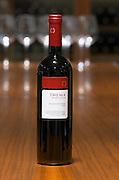 Thema red. Ktima Pavlidis Winery, Drama, Macedonia, Greece