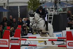 Tuganov Vladimir, (RUS), Confident Of Victory<br /> CSI4* Grand Prix DKB-Riders Tour<br /> Horses & Dreams meets Denmark - Hagen 2016<br /> © Hippo Foto - Stefan Lafrentz