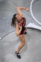 Shot, BC, Sinkewicz<br /> Boston University Athletics<br /> Hemery Invitational Indoor Track & Field