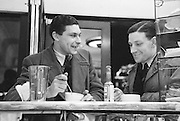 At the Counter in a Snack Bar, London, c.1935