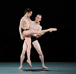 Carbon Life<br /> by Wayne McGregor<br /> The Royal Ballet <br /> at The Royal Opera House, London, Great Britain <br /> rehearsal <br /> 5th April 2012 <br /> <br /> CARBON LIFE <br /> Music by Mark Ronson & Andrew Wyatt <br /> design by Gareth Pugh <br /> Lighting by Lucy Carter <br /> Ballet Master Gary Avis<br /> Dance Notator Amanda Ayles <br /> <br /> Singers Boy George , Hero Fisher, Alison MOsshart, Jonathan Pierce & Andrew Wyatt<br /> <br /> Rapper Black Cobain <br /> <br /> Camille Bracher<br /> Beatrix Stix-Brunell<br /> Claire Calvert<br /> Olivia Cowley <br /> Lauren Cuthbertson <br /> Tristan Dyer<br /> Melissa Hamilton <br /> Ryoichi Hirano<br /> Paul Kay <br /> Sarah Lamb <br /> Steven McRae <br /> Marianel Nunex<br /> Yasmine Naghdi<br /> Ludovic Ondiviela<br /> Johannes Stepanek<br /> Eric Underwood<br /> Edward Watson<br /> Jonathan Watkins<br /> <br /> <br /> Photograph by Elliott Franks