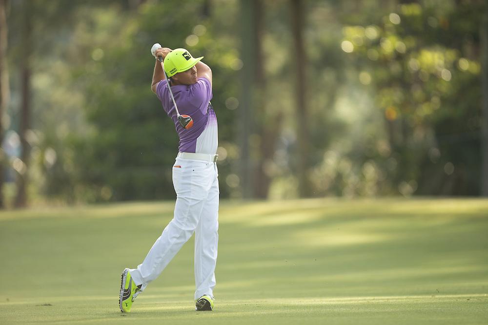 Rickie Fowler. PGA Golf: 2014 The Players Championship<br /> Friday round 2<br /> TPC Sawgrass/Ponte Vedra, FL<br /> 5/9/2014<br /> X158187 TK2<br /> Credit: Darren Carroll