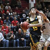 Men's Basketball: North Central College Cardinals vs. University of Wisconsin-Oshkosh Titans