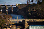 Tres Marias_MG, Brasil...Rio Sao Francisco, o rio da integracao nacional. ..The Sao Francisco river, It is an important river for Brazil, called the river of national integration...Foto: JOAO MARCOS ROSA / NITRO