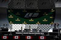 MOTORSPORT - F1 2013 - GRAND PRIX OF CANADA - MONTREAL (CAN) - 07 TO 09/06/2013 - PHOTO ERIC VARGIOLU / DPPI PODIUM - AMBIANCE