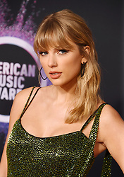 2019 American Music Awards at Microsoft Theater on November 24, 2019 in Los Angeles, California. 24 Nov 2019 Pictured: Taylor Swift. Photo credit: Jeffrey Mayer/JTMPhotos, Int'l. / MEGA TheMegaAgency.com +1 888 505 6342