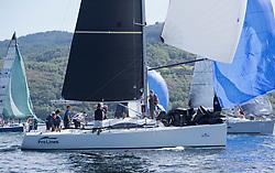 Silvers Marine Scottish Series 2017<br /> Tarbert Loch Fyne - Sailing<br /> <br /> IRL3061, Fools Gold, Robert McConnell, A35