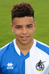 Tyler Little of Bristol Rovers - Mandatory byline: Dougie Allward/JMP - 07966386802 - 03/08/2015 - FOOTBALL - Bristol Rovers Training Ground -Bristol,England - Bristol Rovers Headshots