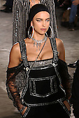 Irina Shayk Givenchy Men fashion show Paris