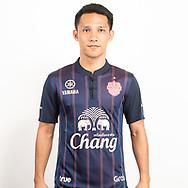 THAILAND - JUNE 26: Jakkaphan Kaewprom #10 of Buriram United on June 26, 2019.<br /> .<br /> .<br /> .<br /> (Photo by: Naratip Golf Srisupab/SEALs Sports Images/MB Media Solutions)