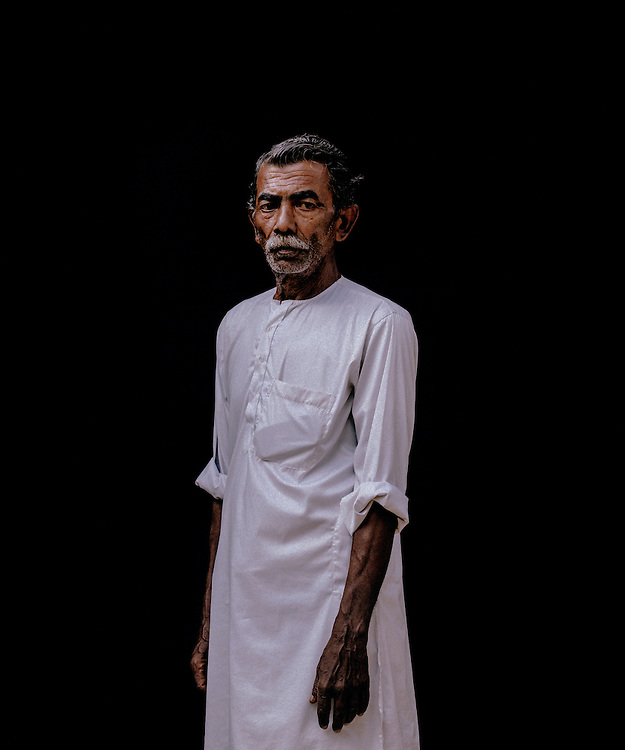 Portrait of Baul, Baul