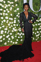 June 11, 2017 - New York, NY, USA - June 11, 2017  New York City..Cynthia Erivo attending the 71st Annual Tony Awards arrivals on June 11, 2017 in New York City. (Credit Image: © Kristin Callahan/Ace Pictures via ZUMA Press)