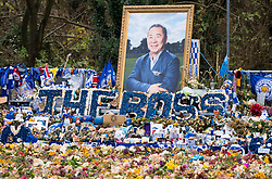 A tribute to Vichai Srivaddhanaprabha,  the chairman of Leicester City Football Club, who was tragically killed in the helicopter crash while leaving the King Power Stadium.<br />November 28, 2018