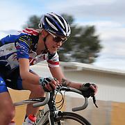 Women 1/2/3 racer, UA Criterium 2012, Tucson, Arizona. Bike-tography by Martha Retallick.