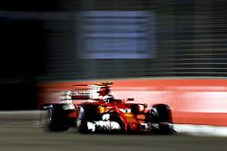 September 16, 2017 - Singapore, Singapore - Motorsports: FIA Formula One World Championship 2017, Grand Prix of Singapore, ..#7 Kimi Raikkonen (FIN, Scuderia Ferrari) (Credit Image: © Hoch Zwei via ZUMA Wire)