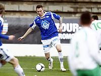 Fotball, 28. januar 2012 , Copa del Sol<br /> Molde FK – FC Olimpija Ljubliana 2-1<br /> Sean Cunningham , Molde