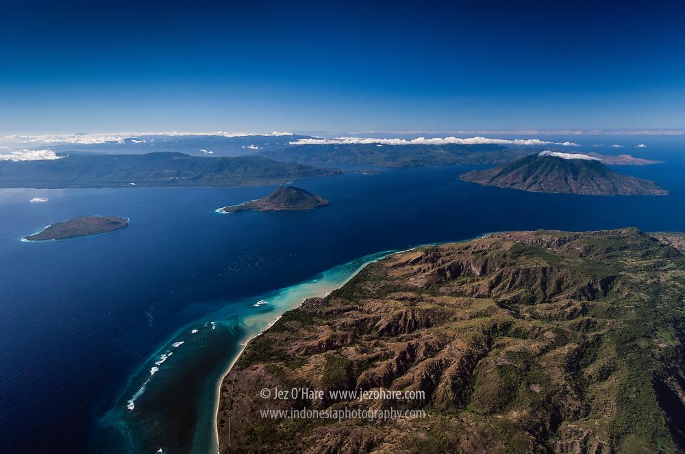 Pantar & Alor straits, Nusa Tenggara Timur, Indonesia