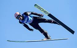31.12.2016, Olympiaschanze, Garmisch Partenkirchen, GER, FIS Weltcup Ski Sprung, Vierschanzentournee, Garmisch Partenkirchen, TRaining, im Bild Andreas Kofler (AUT) // Andreas Kofler of Austria during his Practice Jump for the Four Hills Tournament of FIS Ski Jumping World Cup at the Olympiaschanze in Garmisch Partenkirchen, Germany on 2016/12/31. EXPA Pictures © 2016, PhotoCredit: EXPA/ Jakob Gruber