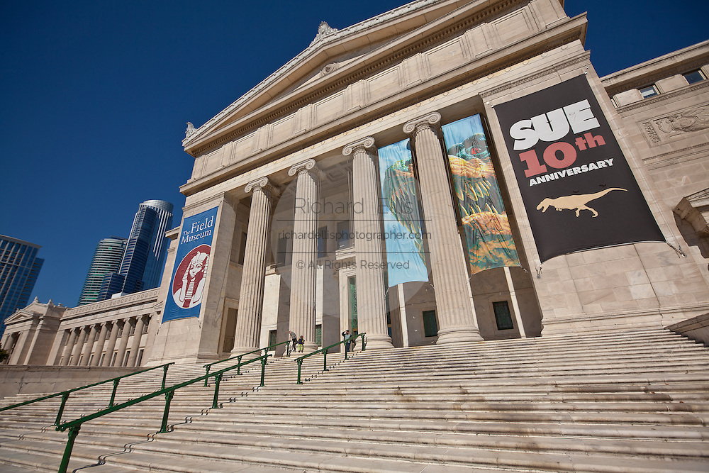 Field Museum of Natural History in Chicago, IL, USA.