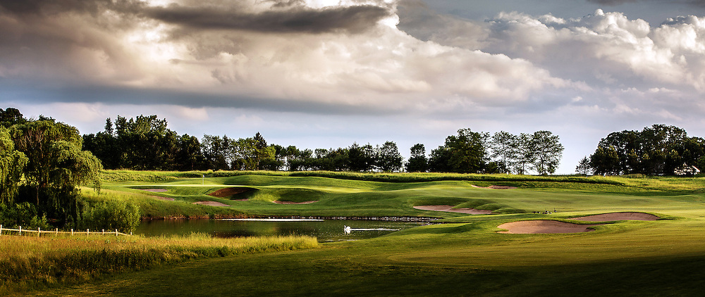 Conway Farms Golf Course photographed in June 2015. ©Charles Cherney Photography