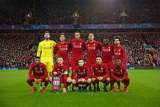 2019-02-19 Liverpool v Bayern Munich