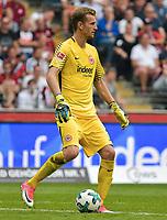 Torwart Lukas Hradecky (Frankfurt)<br /> Frankfurt, 26.08.2017, Fussball Bundesliga, Eintracht Frankfurt - VfL Wolfsburg 0:1<br /> <br /> Norway only
