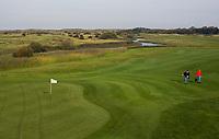 TEXEL - De Cocksdorp.  - hole 7.  Golfbaan De Texelse. COPYRIGHT KOEN SUYK