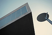 Maxxi, museo nazionale delle arti del XXI secolo di arte contemporanea e' stato progettato dall'architetto Zaha Hadid e si trova nel quartiere Flaminio di Roma. Roma, 2 marzo 2013. Christian Mantuano /  Oneshot