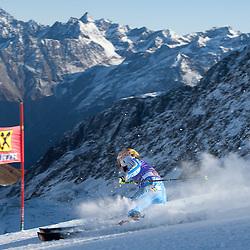 20111022: AUT, Alpine Ski - Audi FIS Ski World Cup Ladies' Giant Slalom at Rettenbach, Soelden