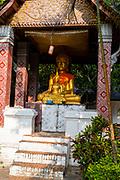 Image of Wat Sene Souk Haram, Luang Prabang, Laos.
