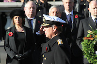 Prince Andrew Remembrance Sunday - Cenotaph Service, Whitehall, London, UK. 13 November 2011. Contact rich@pictured.com +44 07941 079620 (Picture by Richard Goldschmidt)