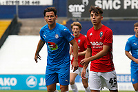 James Jennings. Stockport County FC 1-0 Salford City FC. Pre Season Friendly. 25.8.20