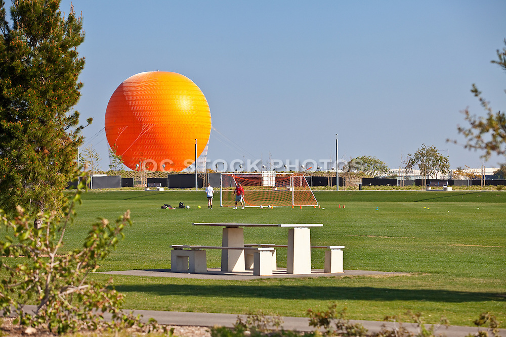 North Lawn At The Great Park In Irvine