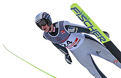 Roman Koudelka of Czech at e.on Ruhrgas FIS World Cup Ski Jumping on K215 ski flying hill, on March 14, 2008 in Planica, Slovenia . (Photo by Vid Ponikvar / Sportal Images)./ Sportida)