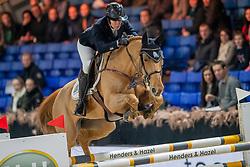 Patteet Gudrun, BEL, Sea Coast Kashmira Z<br /> Jumping Mechelen 2019<br /> © Hippo Foto - Dirk Caremans<br />  26/12/2019