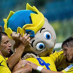 20140801: SLO, Football - Prva liga Telekom Slovenije, NK Celje vs NK Krka