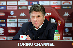 January 5, 2018 - Turin, Piedmont, Italy - Torino FC officially presented Walter Mazzarri as the club's new head coach during the press conference at Olympic Grande Torino Stadium on 05 January, 2018 in Turin, Italy. (Credit Image: © Massimiliano Ferraro/NurPhoto via ZUMA Press)