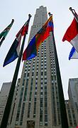 Rockefeller Center, New York City, NY, USA