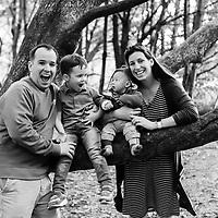 Natalie and Steve Family Shoot