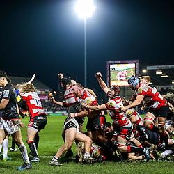 Gloucester Rugby v Saracens