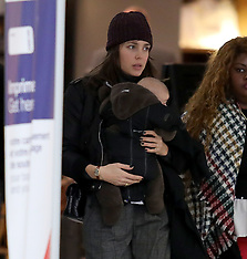 Princess Charlotte Casiraghi rumoured to be separate from Dimitri leaves Paris alone - 15 Jan 2019