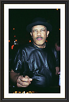 Roy Ayers<br /> Large A3 Museum-quality Archival signed Framed Print<br /> at Ronnie Sccots London 1998