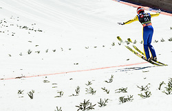 Richard Freitag (GER) during the Trial Round of the Ski Flying Hill Individual Competition at Day 1 of FIS Ski Jumping World Cup Final 2019, on March 21, 2019 in Planica, Slovenia. Photo by Masa Kraljic / Sportida