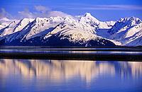 Turnagain Arm, near Anchorage, Alaska USA
