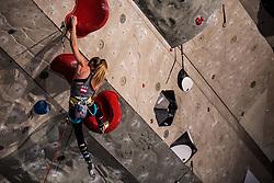 PILZ Jessica of Austria after Finals IFSC World Cup Competition in sport climbing Kranj 2019, on September 29, 2019 in Arena Zlato polje, Kranj, Slovenia. Photo by Peter Podobnik / Sportida